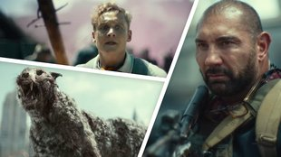 Army of the Dead: Zack Snyder begeistert mit Zombie-Tiger-Trailer