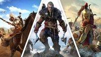 Quiz: Wie gut kennt ihr Assassin's Creed? Stellt euer Wissen auf die Probe!