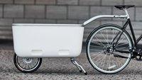 Lasten einfach transportieren: Neuer E-Anhänger für Fahrräder vorgestellt