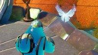 Fortnite: Untersuche eine Anomalie, die in Weeping Woods entdeckt wurde