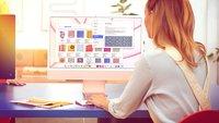 Neuer iMac ist flüsterleise: Selbst fallende Blätter sind lauter