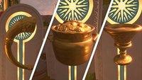 Immortals Fenyx Rising - Ein neuer Gott: Alle 24 Relikte - Fundorte