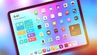 iPad 2021 macht sich hübsch: So müsste Apples neues System aussehen
