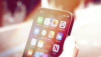 Dem iPhone geht ein helles Licht auf: Aber warum?
