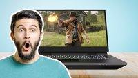 Unglaublicher Gaming-Laptop: Euer Spiele-PC kann einpacken!