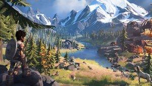 Pine: Cooles Open-World-Spiel aktuell gratis für PC