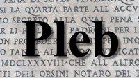 """Was bedeutet """"pleb""""? Einfache Erklärung der Beleidigung"""