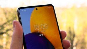 Galaxy A73: Samsung integriert Ultra-Funktion in Mittelklasse-Handy