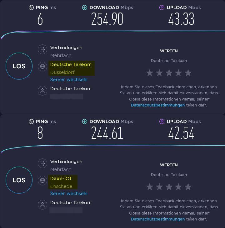 DSL-Speedtest: Wie hoch ist deine Internet-Geschwindigkeit?