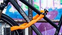 Fahrradschloss Test 2021: Der Preistipp ist ein Modell von Decathlon