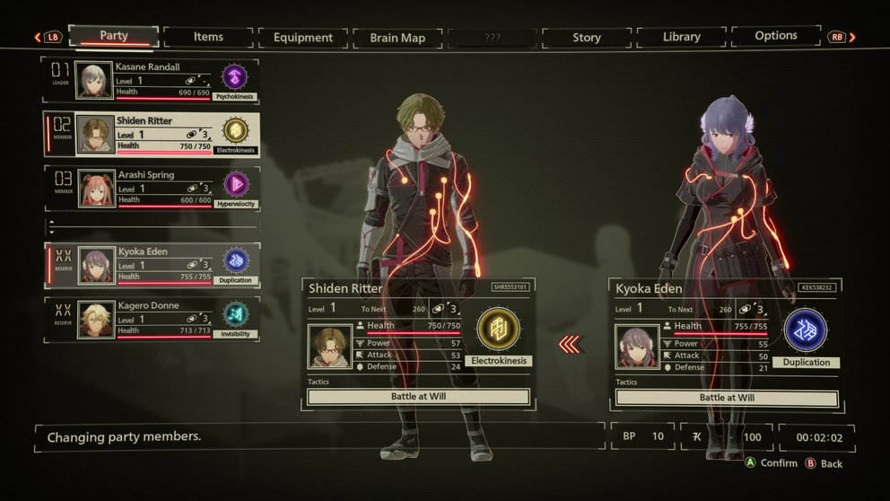 Scarlet Nexus: Actionreicher Anime-Spaß, in dem die Welt zu eurer Waffe wird