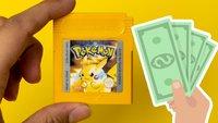 Preis-Explosion bei Nintendo und Co: Mit diesen Spielen könnt ihr ein Vermögen verdienen