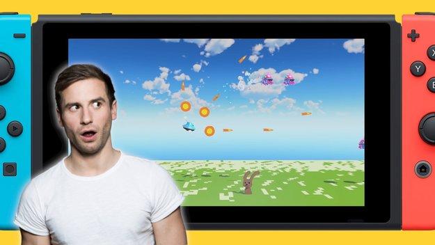 Nintendo bringt Switch-Software für Spielemacher