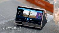 Samsung zeigt vier verrückte Produkte, die wir unbedingt haben wollen