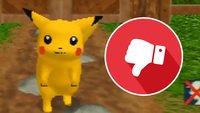 Flop 8: Das sind die schlechtesten Pokémon-Spiele aller Zeiten