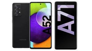 Galaxy-Schnäppchen bei Saturn: Samsungs neues A52 und A71 im Sale