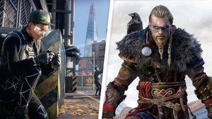 Neue Pläne für Assassin's Creed & Co. – Ubisoft will kostenlose Games