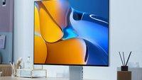 Huawei stellt wunderschönen Monitor vor – und vergisst deutsche Käufer