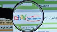 eBay macht Verkaufen günstiger: Gebühren drastisch gesenkt