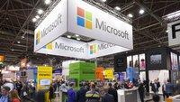 Microsoft hat einen einzigartigen Weg gefunden, sein Logo neu in Szene zu setzen