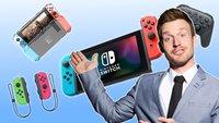 Switch-Joy-Cons haben eine überraschende weitere Funktion