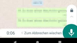 WhatsApp: Sprachnachrichten verschicken – so geht's