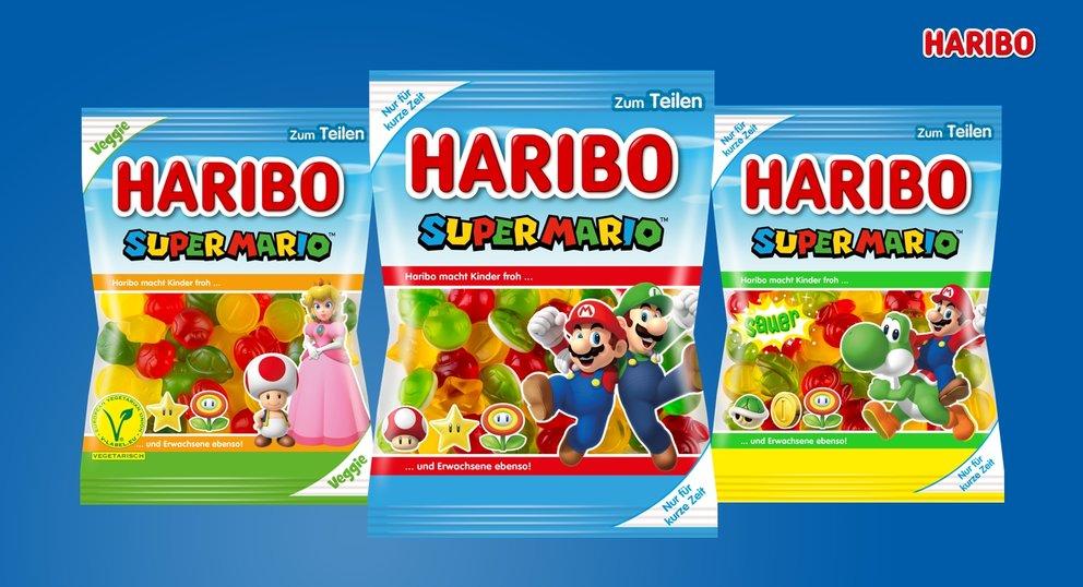 Super Haribo? – Nintendo gibt es jetzt auch als Süßigkeit