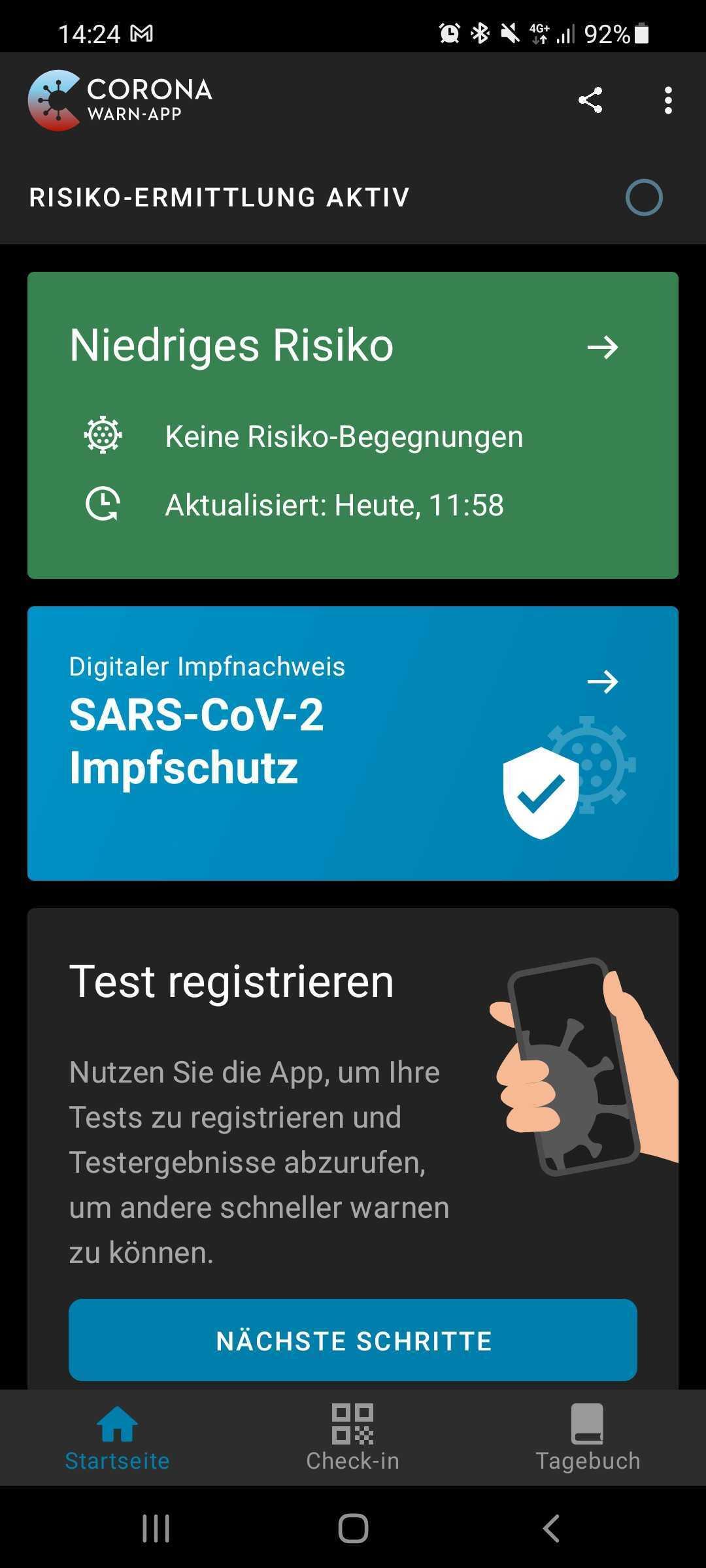 Digitaler Impfpass aus der Apotheke: Mein Selbstversuch ...