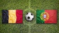 Fußball heute: Belgien – Portugal im Live-Stream und TV (EM-Achtelfinale)