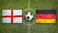 Fußball heute: England – Deutschland im Live-Stream und TV (EM-Achtelfinale)