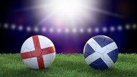 Fußball heute: England – Schottland im Live-Stream und TV (EM-Vorrunde)