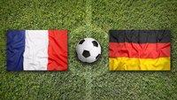Fußball heute: Frankreich – Deutschland im Live-Stream und TV (EM-Vorrunde)