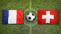 Fußball heute: Frankreich – Schweiz im Live-Stream und TV (EM-Achtelfinale)