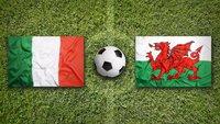 Fußball heute: Italien – Wales im Live-Stream und TV (EM-Vorrunde)