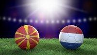 Fußball heute: Nordmazedonien – Niederlande im Live-Stream und TV (EM-Vorrunde)