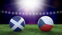 Fußball heute: Schottland – Tschechien im Live-Stream und TV (EM-Vorrunde)