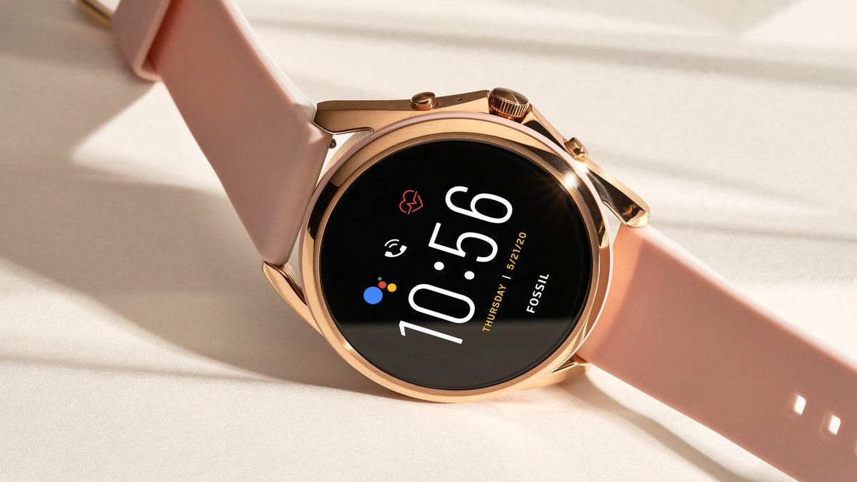 Fossil-Smartwatches: Vorsicht vor diesem Update