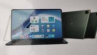 MatePad Pro 2: Neues Tablet wird für Huawei ein dreifacher Neuanfang