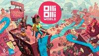 OlliOlli World: 4 Gründe, warum wir uns auf das Skateboard-Abenteuer freuen