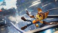 Ratchet & Clank - Rift Apart: Erscheint eine PS4- & PC-Version?