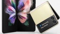 Galaxy Z Fold 3: Samsung wiederholt den Fehler des Galaxy S21 Ultra