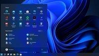 Windows 11 mit neuem Startmenü: Geheime Option bringt altes Menü zurück