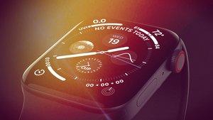 Apple Watch 7: So groß wird das neue Display wirklich