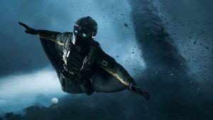 Battlefield 2042 zeigt ersten Gameplay-Trailer: Bombastische Action und Wingsuits