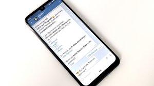 GIGA auf Telegram abonnieren: Täglich News, Tests, Tipps aufs Handy