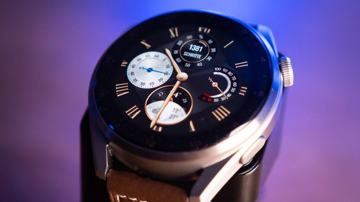 Huawei testet bereits neue Funktion für nächste Smartwatch