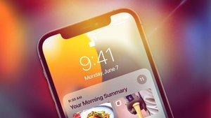 iOS 15: Regen und andere Hintergrundgeräusche aktivieren