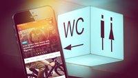 Smartphone-Trend Klo-Surfen: Na und, ich bekenne mich auch schuldig!