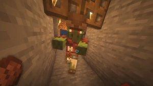 Minecraft: Zombie-Dorfbewohner heilen - so gehts