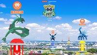 Pokémon GO Fest 2021: Raid-Tag - alle Zeiten und Boni